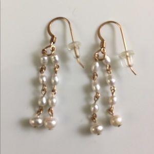 California designer earrings